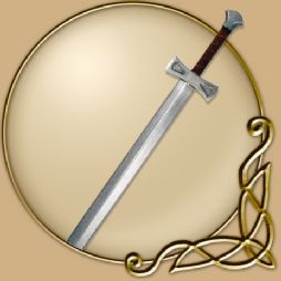 LARP RFB Knight Sword